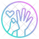 Child Charity Foundation Icon