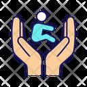 Child Custody Icon