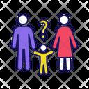 Child Custody Evaluation Icon
