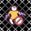 Child Death Gun Icon