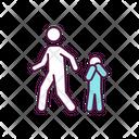 Child Neglect Icon