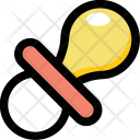 Child pacifier Icon