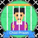 Child Prison Icon