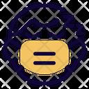 Child Sleeping Emoji With Face Mask Emoji Icon