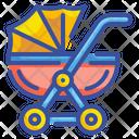 Child Stroller Stroller Kid Icon