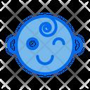 Children Baby Child Icon