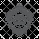 Children Insurance Kid Icon