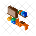 Room Furniture Bed Icon