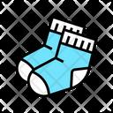 Children Socks Color Icon