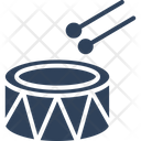 Childrens Drum Drum Hand Drum Icon