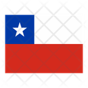 Chile Flag Flags Icon