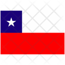 Flag Country Chile Icon