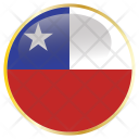 Chile Chilean Flag Icon