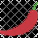 Capsaicin Chili Chili Food Icon
