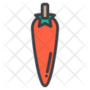 Chilli Vegetable Healthy Icon