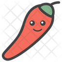 Chili Chili Pepper Spice Icon