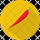 Chili Vegetable Food Icon