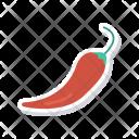 Chili Pepper Spice Icon