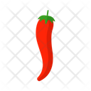 Chili Food Vegetable Icon