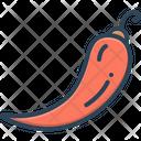 Chili Pepper Spicy Icon