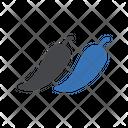 Pepper Spice Barbecue Icon