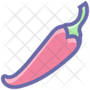 Chili Chili Pepper Pepper Icon