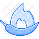 Hot Pepper Food Icon