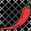 Chili Vegetable Healthy Icon