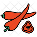 Chili Red Testy Icon