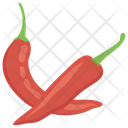 Spice Vegetable Chili Icon