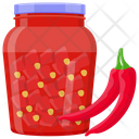 Hot Sauce Chili Sauce Pepper Sauce Icon