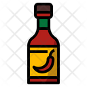 Chili Sauce Spicy Icon