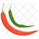 Chilies Hottest Pepper Pepper Icon