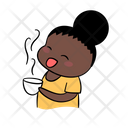 Teatime Enjoy Vee Icon