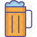 Chilled Beer Beer Alcohol Icon