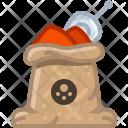 Chilli Sack Pepper Icon