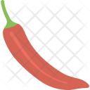 Vegetable Green Chilli Icon
