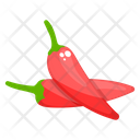 Chillies Chili Pepper Spice Icon