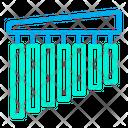 Chimes Idiophone Instrument Icon