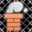 Chimney Smoke House Chimney Icon