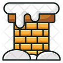 Chimney Smokestack Air Emission Icon