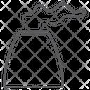 Chimney Furnace Stove Icon