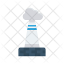 Chimney Factory Smoke Icon