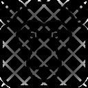 Chimpanzee Icon