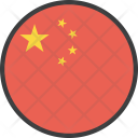 China Chinese Asian Icon
