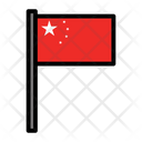 China Country Flag Icon