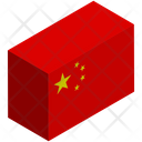 Flag Country China Icon