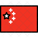China Flag Country Icon