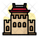 Castle Chinese New Icon
