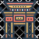 Chinatown China Town Icon